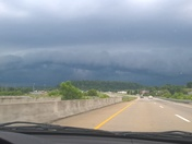 Storm in Taylorsville Ky