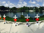 Crosses at Orlando Health