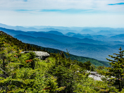 Mt Mansfield Summer View