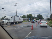 Accident in frankfort, ky today