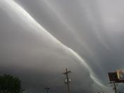 Morning Sky outside Beltone Hearing Center Dixie Hwy