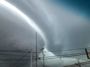 Louisville  storm this morning