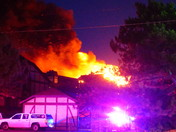 aprtment fire okc