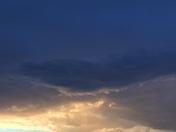Sunset tonight beautiful