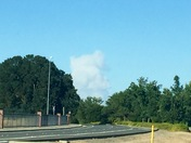 Foresthill Fire from Pleasant Grove Blvd. Roseville
