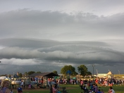 Storms Over Whiteman