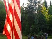 Forth of july up in pittsburg nh