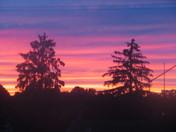 Beautiful Mount Wolf Sunset