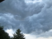 Storm Clouds in Natrona Heights