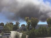 Fire in Newark