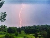 Mocksville Storm of 7/8/16