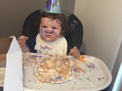 Happy 1st birthday Benjamin! July 13th