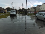 Flooding in Gretna,LA