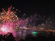 Bicentennial Fireworks
