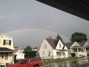 Rainbow from York county