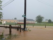 FLASH FLOODING, E. LAMPETER TOWNSHIP, Willow Rd.
