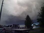 Gettysburg Clouds