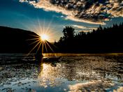 Sunburst Paddle