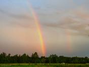 Rainbow From Hammond