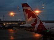Toronto Pearson Airport AirCanada