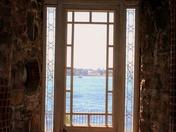 Inside the playhouse at Boldt Castle, Alexandria Bay