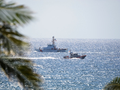 Boca Beach Coast Guard Search