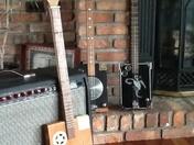 Hanleys cigar box guitars