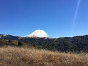 7/22/16 fire from Santa Lucia preserve