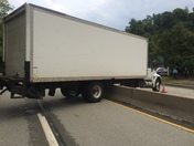 RT51 Vehicle accident.