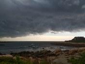 Storm over Rockport