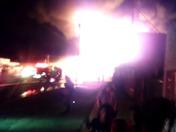 Arrow Hotel destroyed 9th street Modesto.
