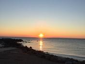 Brant Rock sunrise 7/24/16