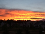 Fire Sky!!