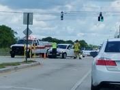 2 car accident
