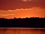 Sunset by Joan Whitesell