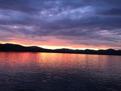Wilson lake, Wilton, Maine