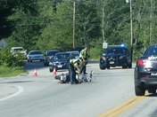 Motorcycle Accident Route 101