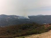 Coloma fire