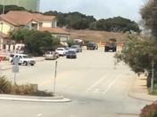 Marina police activity