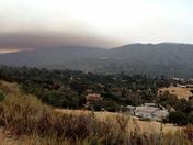 Panoramic atop Los Laureles Grade 7/24