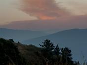 Carmel Valley Firesky