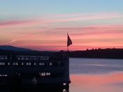 Sunrise at Weirs Beach