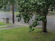 More rain in Mt. AIRY