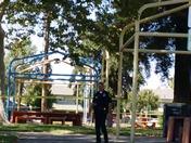 Story in East side Lodi Park