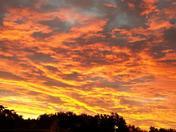 Sunrise in Pella