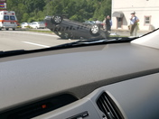 Rt 30 east Greensburg accident