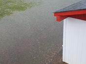 EC Soccer Fields Flooded