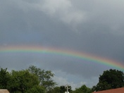 Rainbow in Carthage