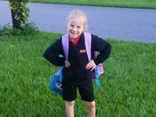 1st Day of the First Grade!!