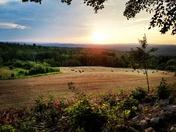 August 12 Sunset